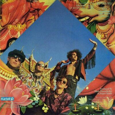 """7"""" CHIN-CHAT Desire For Love JÜRGEN ENGLER WIRTSCHAFTSWUNDER DIE KRUPPS EBM 1985"""