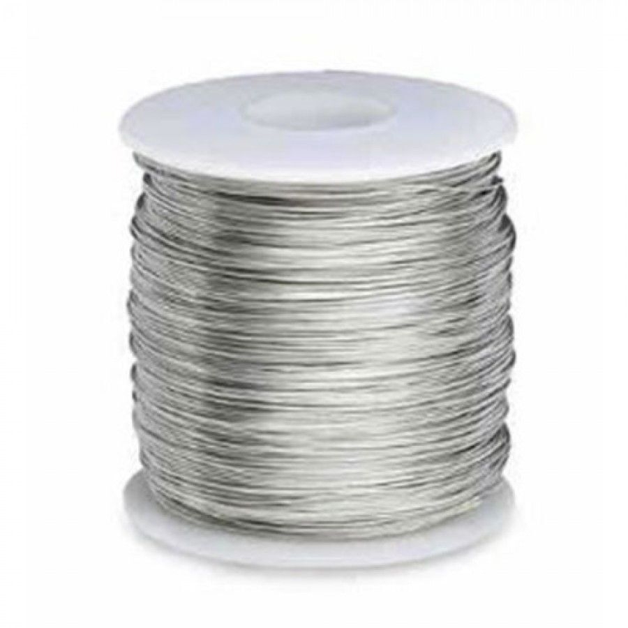 24 Gauge (AWG) Solid Core Bare Tinned Copper Wire - 5 Feet | eBay