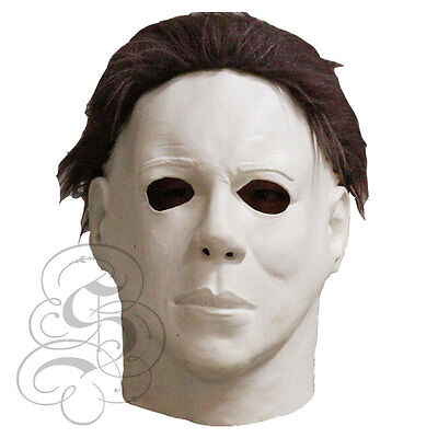 Horror Movie Characters Halloween Costumes (Halloween Latex Horror Serial Killer Movie Psycho Character Costume Party)