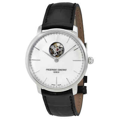 Frederique Constant Slimline Heart Beat Automatic Men's Watch 312S4S6
