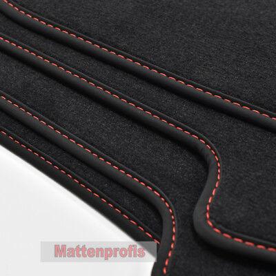 Lengenfelder Sisal Kokos Fußmatten passend für Porsche 911 Coupe RUTSCHFEST