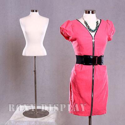 Female Medium Size Mannequin Manequin Manikin Dress Form Fbmwbs-04