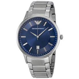 BRAND NEW AUTHENTIC EMPORIO ARMANI MENS WATCH AR2477