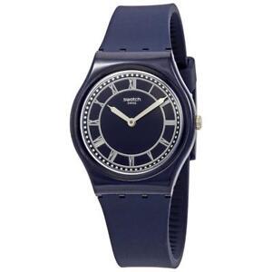 Swatch Blue Ben Womens Watch GN254