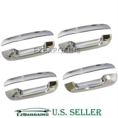 Chrome Door Handle Cover for Cadillac DeVille  2000-2005 CTS 03-07 DTS 06-10  Cadillac Deville Door Handle