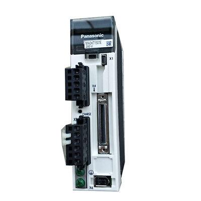 Panasonic Madht1507e Servo Drivers New In Box