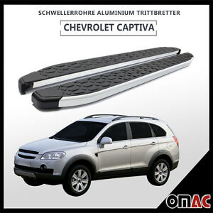 chevrolet captiva trittbretter g nstig online kaufen bei ebay. Black Bedroom Furniture Sets. Home Design Ideas