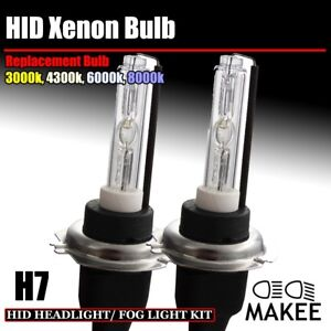 HID REPLACEMENT BULB H1 H3 H4 H7 H11 H13 9003 9004  9005 9006