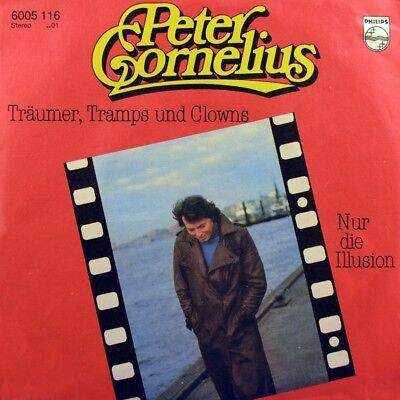 "7"" PETER CORNELIUS Träumer Tramps MICHAEL CRETU PHILIPS Austropop 1981 NEUWERTIG"