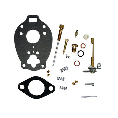 New Carburetor Kit For Case International Harvester Tractor Va Vac