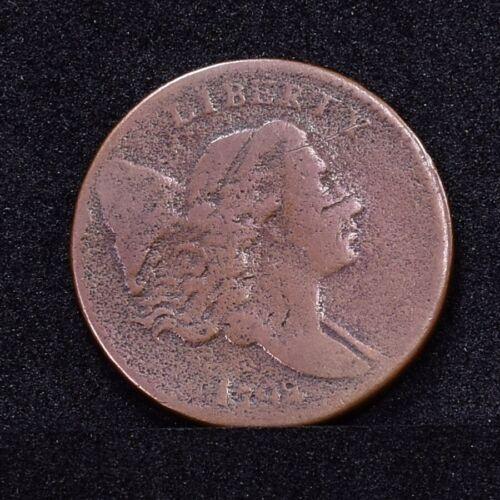 1794 Half Cent - Good Details (#28898)
