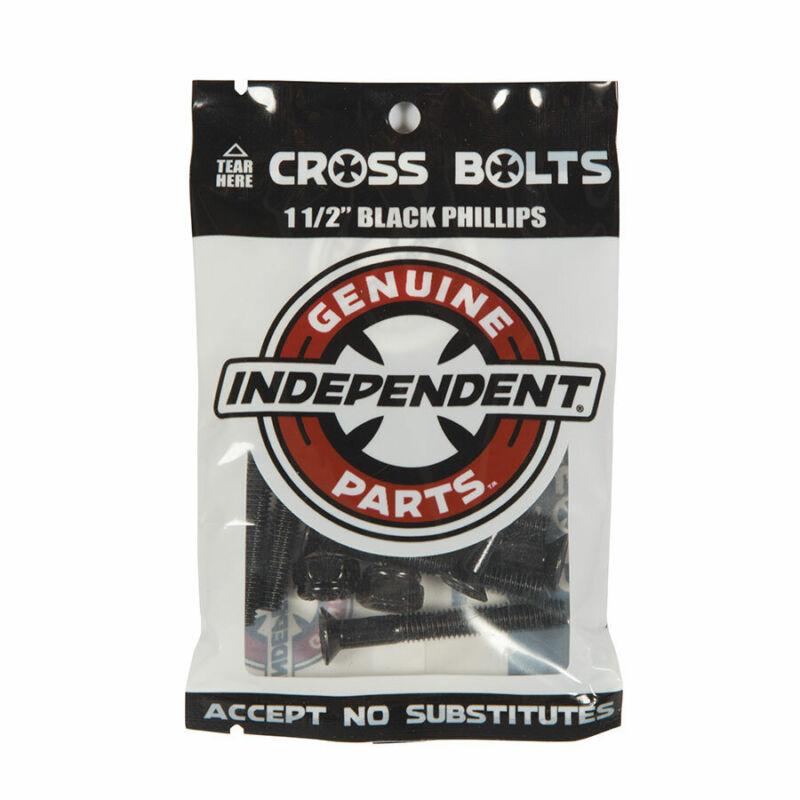 "Independent Trucks Mounting Hardware 1.5"" Phillips Genuine Skateboard Parts"
