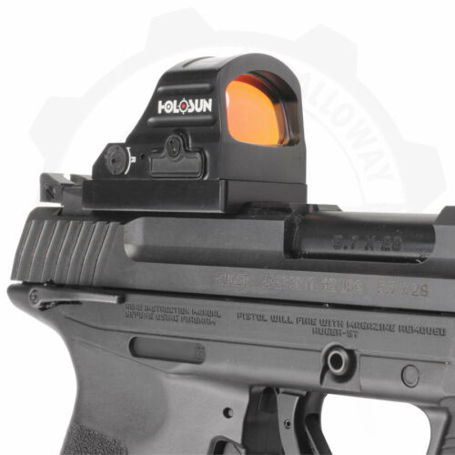 Optic Mount Plate RMR Style for Ruger Ruger-57 Pistols by Galloway Precision