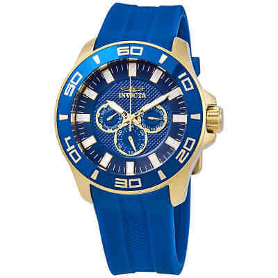 Invicta Pro Diver Blue Dial Men's Watch 28002