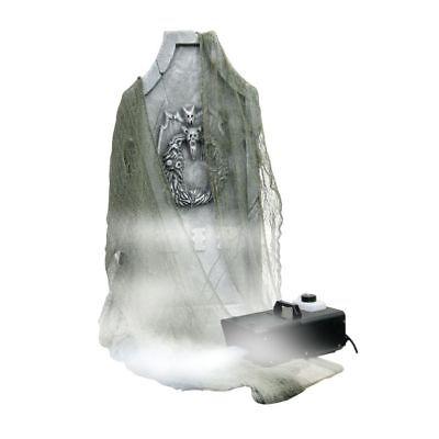 Fogger Ground Fog Machine Low Lying Smoke Halloween Haunted House Graveyard - Ground Fogger
