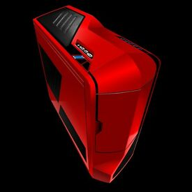 NZXT Phantom PC Case - Red