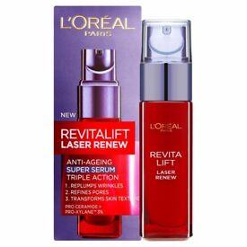 L'Oreal Revitalift Laser Renew Super Serum (30ml)