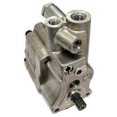 Massey Ferguson Auxiliary Hydraulic Pump Assembly 531607m93 Fits 135 165 175