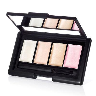 E.L.F. Studio Shimmer Palette #83321 Cosmetic Makeup NIP ELF Bronzer Blush