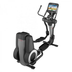 Life fitness elliptical with TV(commercial )
