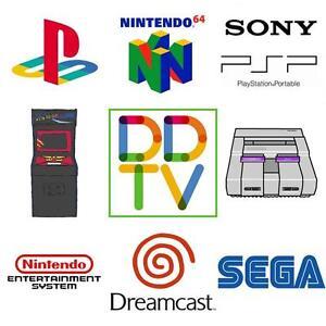 ULTIMATE RETRO GAMING BOX, 10,000 GAMES, ARCADE, SNES, NES, N64, PS1, PSP, SEGA GENESIS, DREAMCAST, DDTV, FREE SHIPPING!