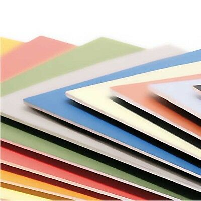A4 Daler Rowney Mount Board Assorted colours 297 x 210mm Daler Rowney Mount Board