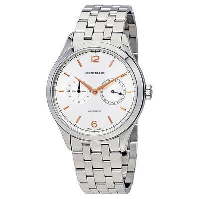 MontBlanc Heritage Chronometrie Automatic Mens Watch 114873