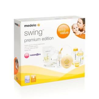 Medela Swing Premium Edition Electric Breast Pump Kit