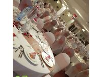 £.70p! £.70p! £.70p! Chair Covers Hire (Sheffield)