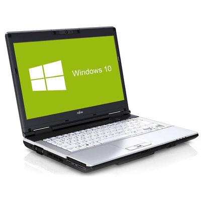Fujitsu LifeBook S751 Notebook Intel Core i3 2x 2,3GHz 4GB RAM 320GB HDD Win10
