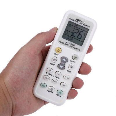 Universal LCD A/C Muli Remote Control Controller for Air Conditioner K-1028E US