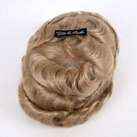 Haarsystem Toupet, sehr dünne Folie, Ultra Thin Skin, Farbe #22R Hannover - Ricklingen Vorschau