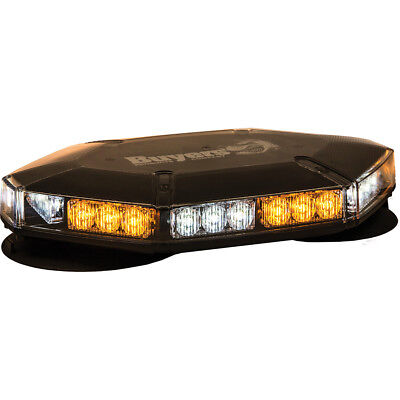 Buyers Products Amberclear Hexagonal 30 Led Mini Light Bar 8891102