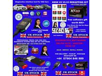 Delphi vci -kess v2 - ktag -vagcom kits -soft install rooven2