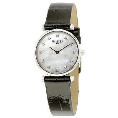 Longines La Grande Classique Mother of Pearl Dial Ladies Watch L4.209.4.87.2