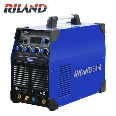 Riland 380v Three Phase Ws 400gt Ac Dc Welder Inverter Tig Welding Machine