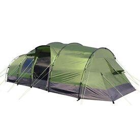 Eurohike buckingham 8 tent and equipment