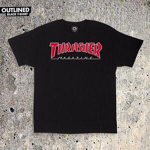 Thrasher-Magazine-OUTLINED-SKATE-MAG-LOGO-Skateboard-Shirt-BLACK-MEDIUM