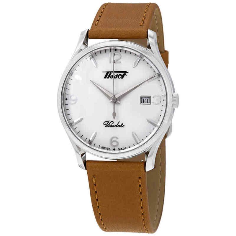 Tissot Heritage Visodate Silver Dial Men Watch T118.410.16.277.00
