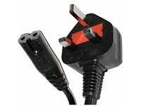 REPLACEMENT SKY Q HUB BOX HD TV PLUS POWER ADAPTER CHARGER PLUG MAINS LEAD WIRE.