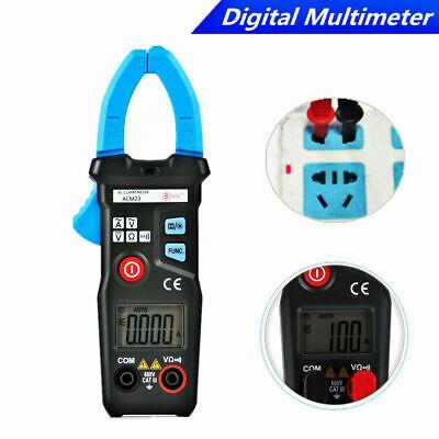 Voltage Resistance Current Auto Detection Intelligent Digital Clamp Meter 2020