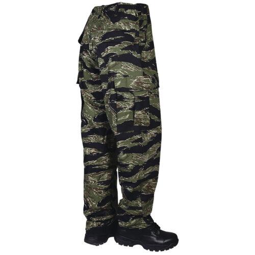 Tru-Spec Vietnam Tiger Stripe BDU Pants 100% Cotton RS