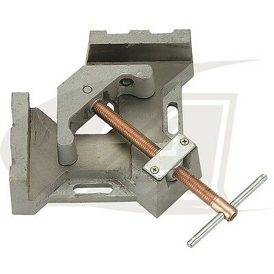 2-axis Welders Angle Clamp With 4.80 Jaw Length - Standard Screw