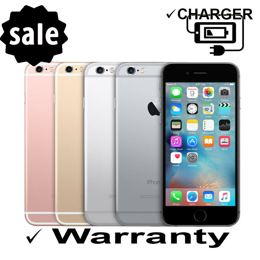 NEW UNUSED FACTORY UNLOCKED iPHONE 6S 64GB GOLD AT&T VERIZON T-MOBILE SPRINT