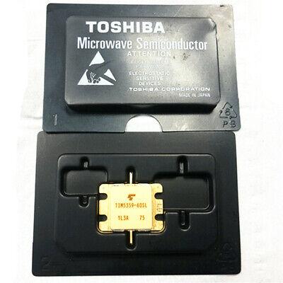 Toshiba Tim5359-60sl Microwave Power Gaas Fet 5.3 Ghz To 5.9 Ghz
