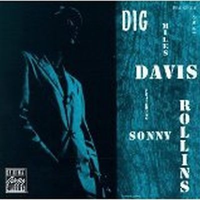 Miles Davis - Sonny Rollins - Dig - Vinyl LP - NEU 2014 - LP 7012 - Versiegelt