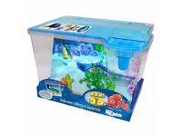 NEW NEMO 3D FISHTANK AND FILTER COST 60