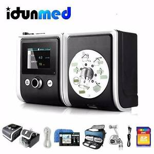 New BMC Luna Automatic CPAP machine with mask and humidifier Brisbane City Brisbane North West Preview