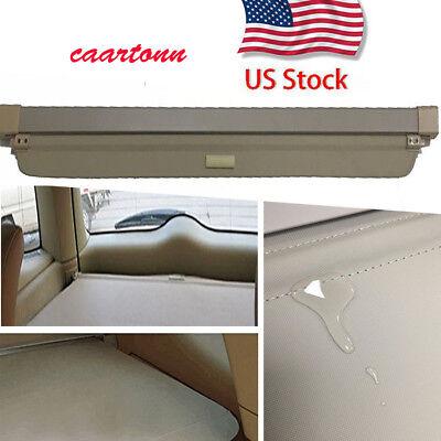 2008 Ford Escape Cargo (Cargo Cover Retractable Trunk Shielding Shade Tonneau For 2008-2012 Ford Escape )
