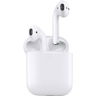 NEW Apple AirPods 1st Gen Wireless Headphones with Charging Case!